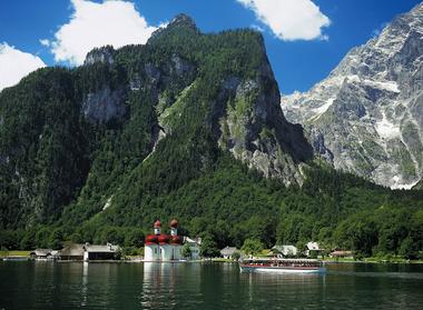 Caravaning World Alpenstrasse