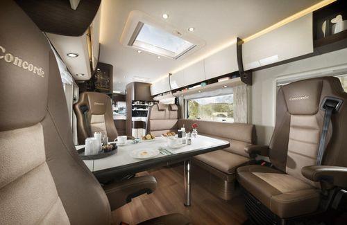 Concorde Credo Wohnraum